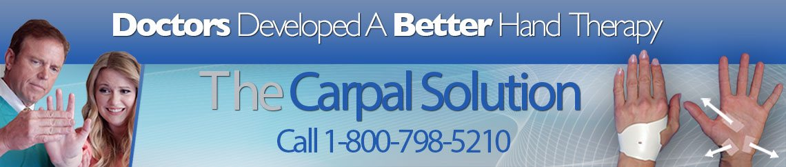The Carpal Solution