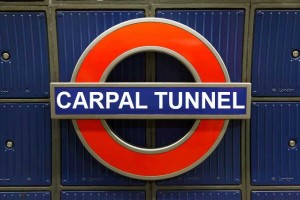 signs of carpal tunnel