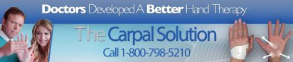 The Carpal Solution Logo